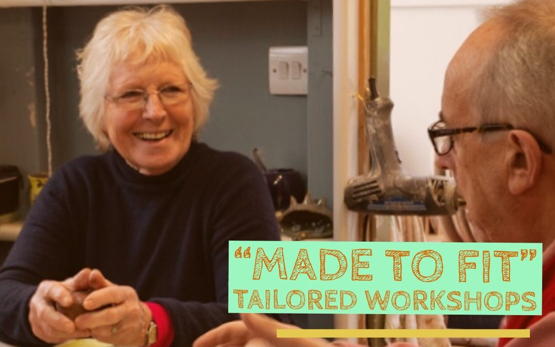Made to Fit – Pottery Class, Just for you!