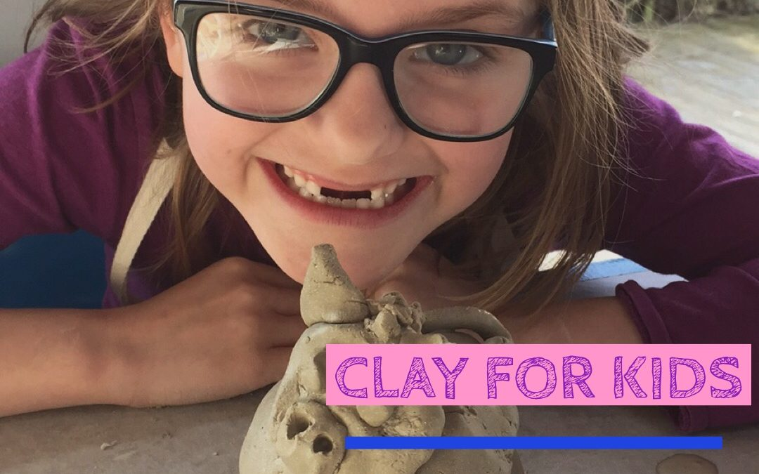 Clay for Kids – Afternoon pottery workshop