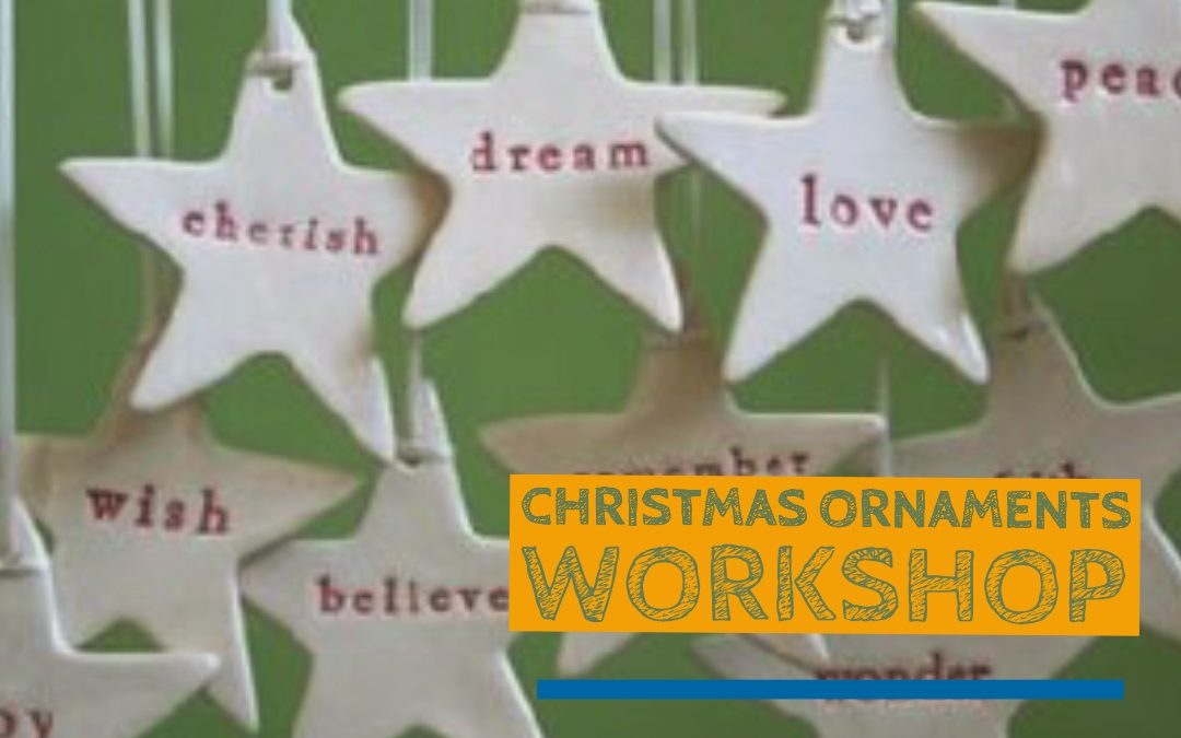 Make Your Own Christmas Ornaments