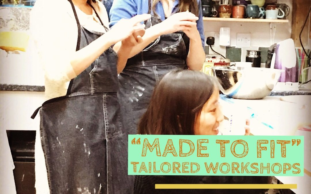 Made to Fit – A Pottery Class Just for You